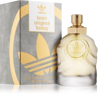 Adidas Originals Born Original Today Eau de Toilette Damen 50 ml