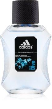Adidas Ice Dive eau de toilette para homens 50 ml