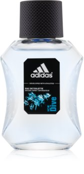 Adidas Ice Dive eau de toilette per uomo 50 ml