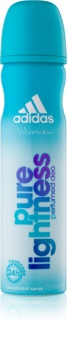 Adidas Pure Lightness Deo Spray voor Vrouwen  75 ml