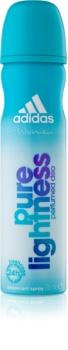 Adidas Pure Lightness deospray pentru femei 75 ml