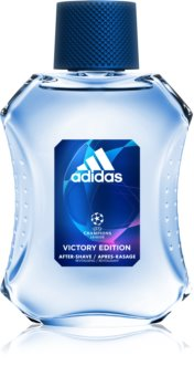 Adidas UEFA Victory Edition After shave-vatten för män