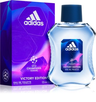Adidas UEFA Victory Edition Eau de Toilette voor Mannen 100 ml