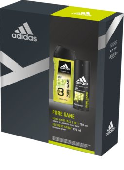 Adidas Pure Game Geschenkset I.
