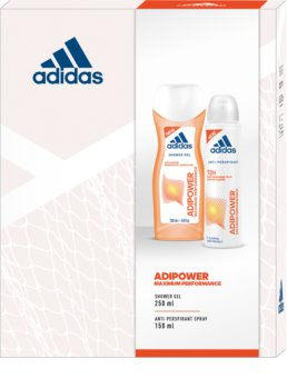 Adidas Adipower dárková sada I.