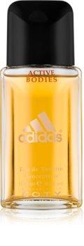 Adidas Active Bodies Eau de Toilette for Men 100 ml
