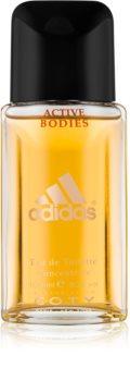 Adidas Active Bodies Eau de Toillete για άνδρες 100 μλ