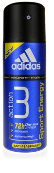 Adidas A3 Sport EnergyDeo Spray für Herren