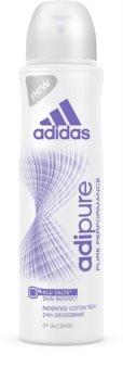Adidas Adipure déo-spray pour femme 150 ml