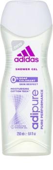 Adidas Adipure gel douche pour femme 250 ml