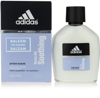 Adidas Skin Protection Balm Soothing балсам за след бръснене за мъже 100 мл.