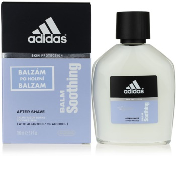 Adidas Skin Protection Balm Soothing bálsamo after shave para homens 100 ml
