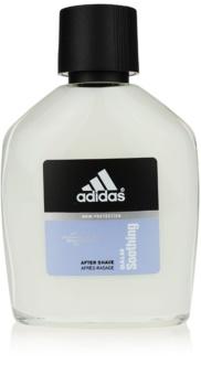 Adidas Skin Protection Balm Soothing balzám po holení pre mužov 100 ml