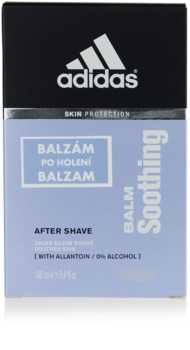 Adidas Skin Protection Balm Soothing after shave balsam pentru bărbați 100 ml