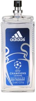 Adidas UEFA Champions League spray dezodor férfiaknak 75 ml