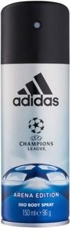 Adidas UEFA Champions League Arena Edition Deo Spray voor Mannen 150 ml
