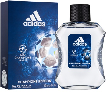 Adidas UEFA Champions League Champions Edition Eau de Toilette for Men 100 ml