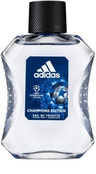 Adidas UEFA Champions League Champions Edition eau de toilette pentru barbati 100 ml