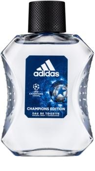 Adidas UEFA Champions League Champions Edition eau de toilette uraknak 100 ml