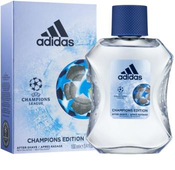 Adidas UEFA Champions League Champions Edition losjon za po britju za moške 100 ml