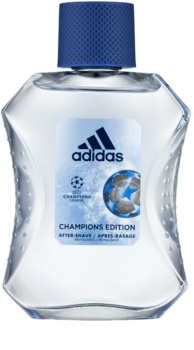 Adidas UEFA Champions League Champions Edition lozione after shave per uomo 100 ml