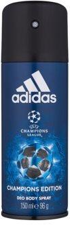 Adidas UEFA Champions League Champions Edition déo-spray pour homme 150 ml