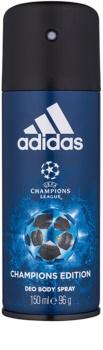 Adidas UEFA Champions League Champions Edition dezodorant w sprayu dla mężczyzn 150 ml