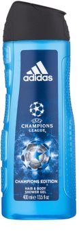 Adidas UEFA Champions League Champions Edition Douchegel voor Mannen 400 ml