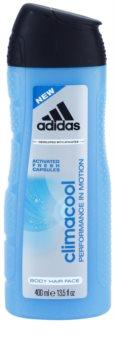 Adidas Climacool gel de duche para homens 400 ml