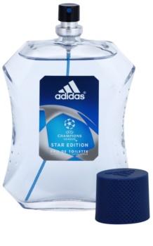 Adidas Champions League Star Edition eau de toilette pour homme 100 ml