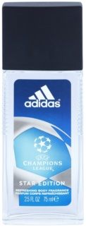 Adidas Champions League Star Edition dezodorant z atomizerem dla mężczyzn 75 ml