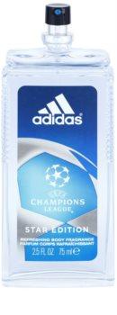 Adidas Champions League Star Edition Perfume Deodorant for Men 75 ml