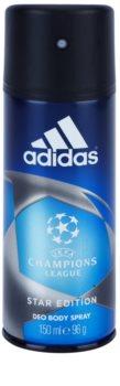 Adidas Champions League Star Edition deospray pentru barbati 150 ml