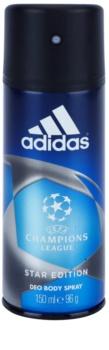 Adidas Champions League Star Edition deospray pro muže 150 ml