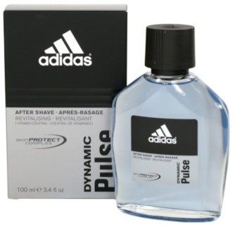 Adidas Dynamic Pulse Aftershave lotion  voor Mannen 100 ml