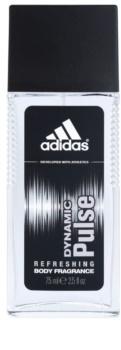 Adidas Dynamic Pulse deodorant s rozprašovačom pre mužov 75 ml