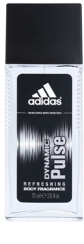 Adidas Dynamic Pulse desodorante con pulverizador para hombre 75 ml