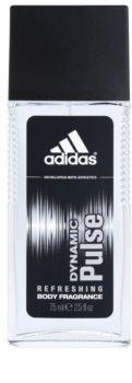 Adidas Dynamic Pulse spray dezodor férfiaknak 75 ml