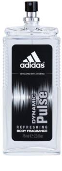 Adidas Dynamic Pulse deodorant s rozprašovačem pro muže 75 ml
