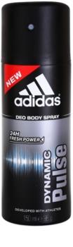 Adidas Dynamic Pulse deospray pentru bărbați 150 ml