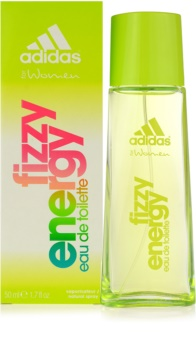Adidas Fizzy Energy eau de toilette pour femme