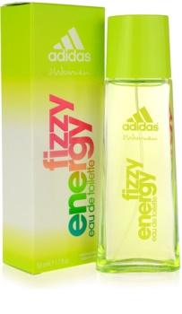 Adidas Fizzy Energy eau de toilette pour femme 50 ml