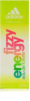 Adidas Fizzy Energy toaletná voda pre ženy 50 ml