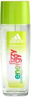 Adidas Fizzy Energy déodorant avec vaporisateur pour femme