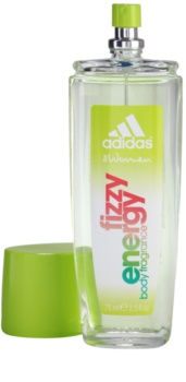 Adidas Fizzy Energy spray dezodor nőknek 75 ml