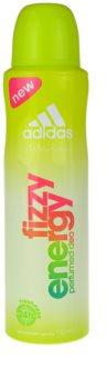 Adidas Fizzy Energy Deo-Spray für Damen 150 ml