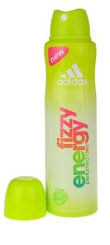 Adidas Fizzy Energy deodorant Spray para mulheres 150 ml