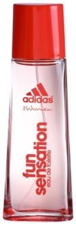 Adidas Fun Sensation Eau de Toilette für Damen 50 ml