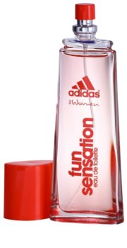 Adidas Fun Sensation eau de toilette nőknek 50 ml