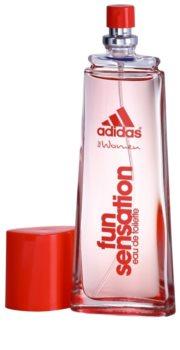 Adidas Fun Sensation toaletní voda pro ženy 50 ml